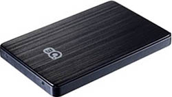 "USB 3.0 BOX for 2,5"" HDD SATA 3Q (black)"