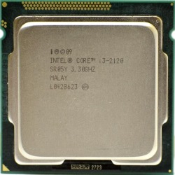 s1155 i3-2120 Sandy Bridge (3300MHz, LGA1155, L3 3072Kb)